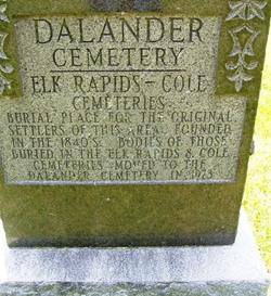 Dalander Cemetery