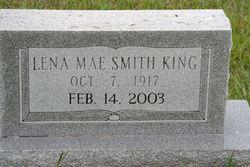 Lena Mae <i>Smith</i> King