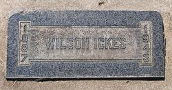 Wilson Joseph Ickes