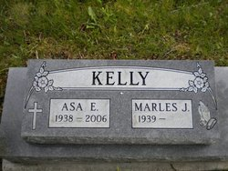 Asa Edward Eddie Kelly