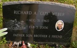 Richard A Gus Weber