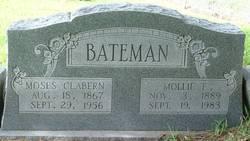 Mollie E. <i>Wolfe</i> Bateman