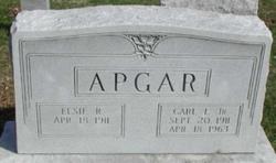 Carl L. Apgar, Jr