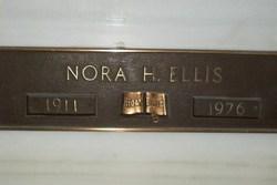Nora Hardy <i>Gardner</i> Ellis