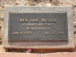 Rex Ade Bigler