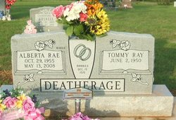 Alberta Rae Birdie <i>Yancey</i> Deatherage