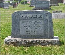 Thamsie K <i>Matz</i> Showalter