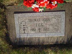 Thomas John Fox
