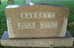 Hiram W Barrett