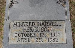 Mildred <i>Harvell</i> Ferguson
