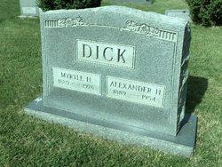 Myrtle <i>Hayward</i> Dick