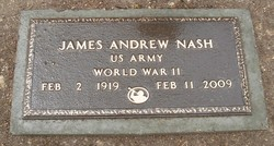 James Andrew Nash