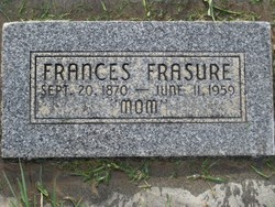 Frances <i>Brown</i> Frasure