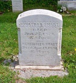 Mehitable C. <i>Woodward</i> Smart