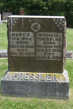 Mary Catherine <i>Brane</i> Pressler