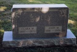 Clara Marie <i>Fike</i> Bailey