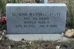 Duane Russell Ellis