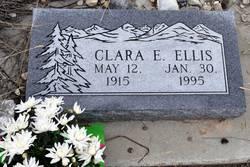 Clara Elaine <i>Anderson</i> Ellis