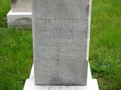 Catherine Theresa <i>O'Conor</i> Jeffers
