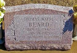 Thomas Wayne Beard