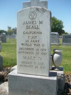 James Milton Beall