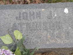 John J. Atkinson