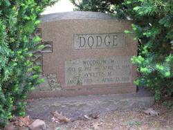 Yvette Margaret <i>Allaire</i> Dodge