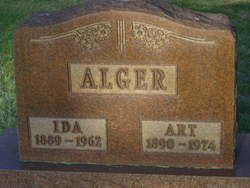 Arthur Eugene Art Alger