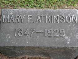 Mary Eve <i>Houf</i> Atkinson