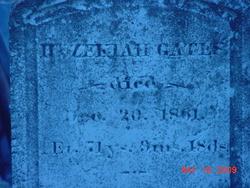 Hezekiah Gates