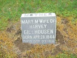Mary Matilda <i>Swilley</i> Gilhousen