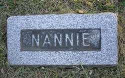 Nancy Nannie <i>Hughes</i> Bee