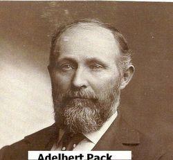 Adelbert Beaumont Pack