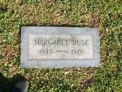 Margaret <i>Moore</i> Buse