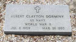 Albert Clayton Dorminy