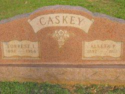 Alleta <i>Pate</i> Caskey
