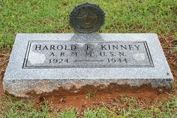 Harold Frank Kinney