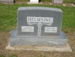 Nettie B. <i>Tout</i> Helmsing