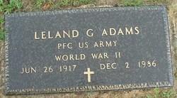 Leland G. Adams