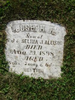 Joseph F. Allison