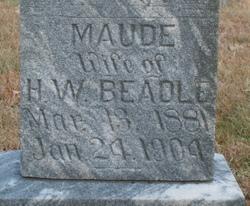 Maude <i>Jackson</i> Beadle