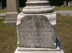 Harriet M. Gordon