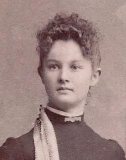 Esther Jane <i>Fletcher</i> Jackson