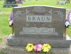 Felicitas T <i>Mills</i> Braun