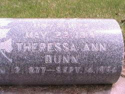 Theressa Ann <i>Dunn</i> Bacon