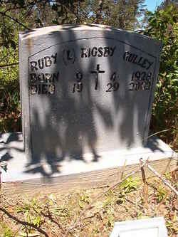 Ruby L <i>Rigsby</i> Gulley