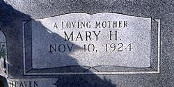 Mary Helen <i>Sneed</i> Abernathy