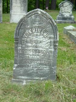 Catherine <i>Hale</i> Brown