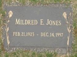 Mildred Eunice <i>Miller</i> Jones