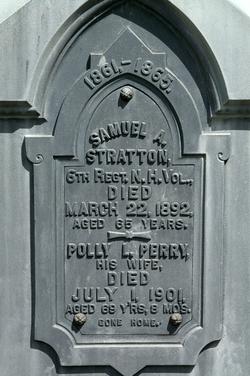 Samuel A. Stratton